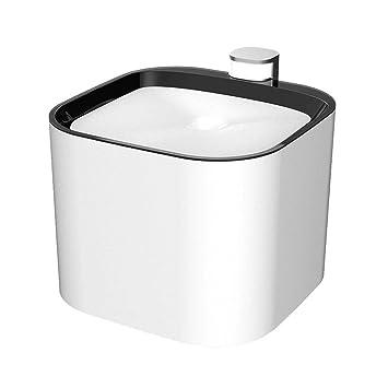 XUELIHUA Dispensador de Agua para Mascotas, dispensador Inteligente de circulación automática de Agua para Perros (envíe 1 Filtro / 3 Paquetes, ...