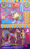 : Polly Pocket Groovy-Glam Pony Lila Doll