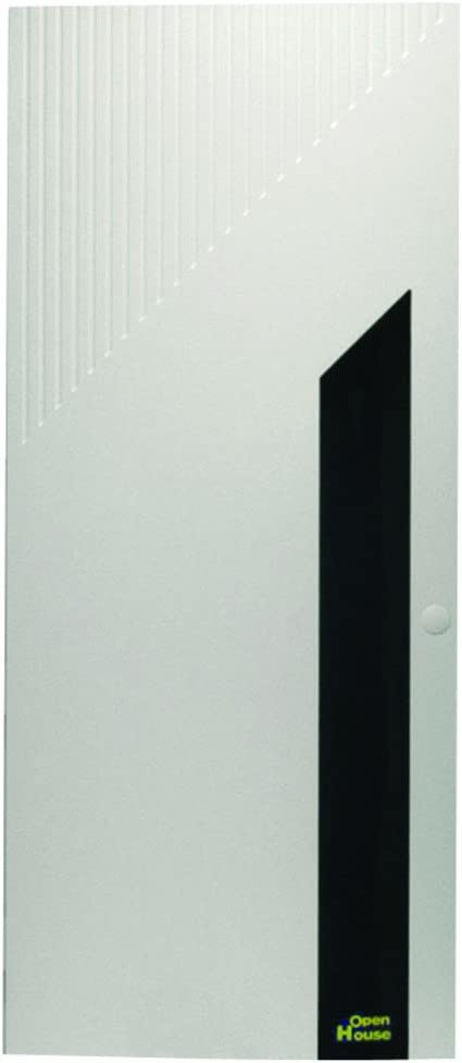 Hinged Enclosure Cover in White 36 in
