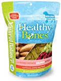 Natural Balance Healthy Bones Treats with Salmon, Sweet Potato, and Apple for Dogs, 16-Ounce Bag, My Pet Supplies