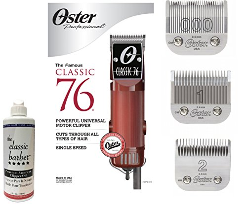 oster 76 blade 3 - 5
