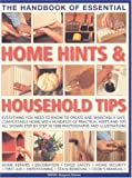 The Handbook of Essential Home Hints and Household Tips, Mike Lawrence and Bridget Jones, 1844764176
