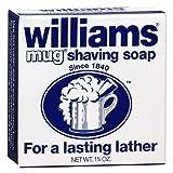 Williams Mug Shaving Soap 1.75 oz, 2 pk by Williams