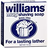 Williams Mug Shaving Soap 1.75 oz, 2 pk