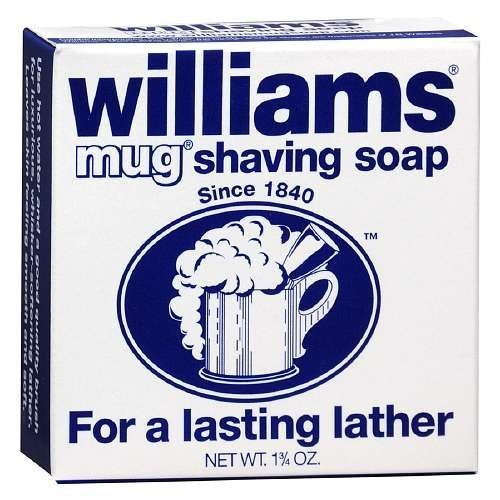 Williams Mug Shaving Soap 1.75 oz, 2 pk by Williams Grecian ACI-037B
