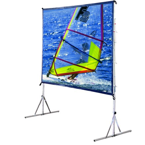 Cinefold CineFlex Portable Projection Screen Viewing Area: 119