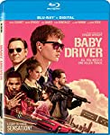 Cover Image for 'Baby Driver [Blu-ray + Digital]'