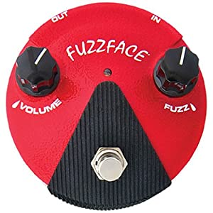 Jim Dunlop Fuzz Face Mini Germanium FFM-2