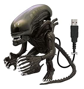 USB Alien with Illuminated Tongue by Cube