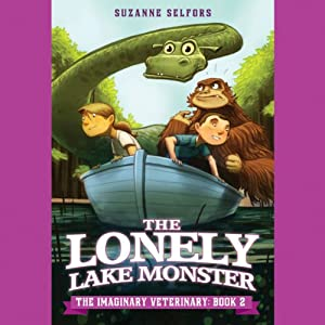 The Lonely Lake Monster Audiobook
