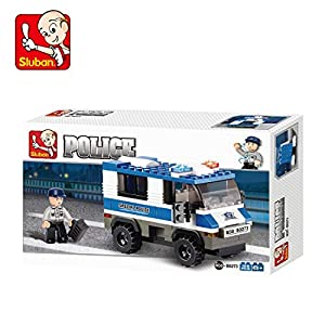 Sluban Police Special Prisoner Vehicle...