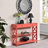 Convenience Concepts Oxford 1 Drawer Console