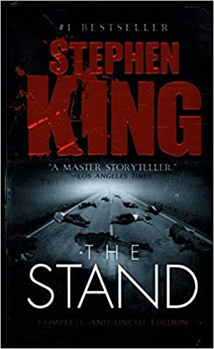 Rereading Stephen King: week six – The Stand