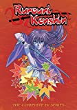 Rurouni Kenshin Complete TV Series (All Episodes 1-95)