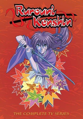 Rurouni Kenshin Complete TV Series (All Episodes 1-95)