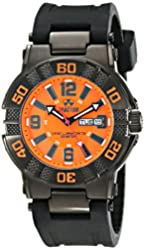 REACTOR Men's MX Stainless Steel Color Dial Watch (Amazon Exclusive)