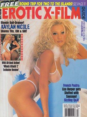 Erotic X Film Guide May 1998 Erotic X Film Guide Books Amazon Ca
