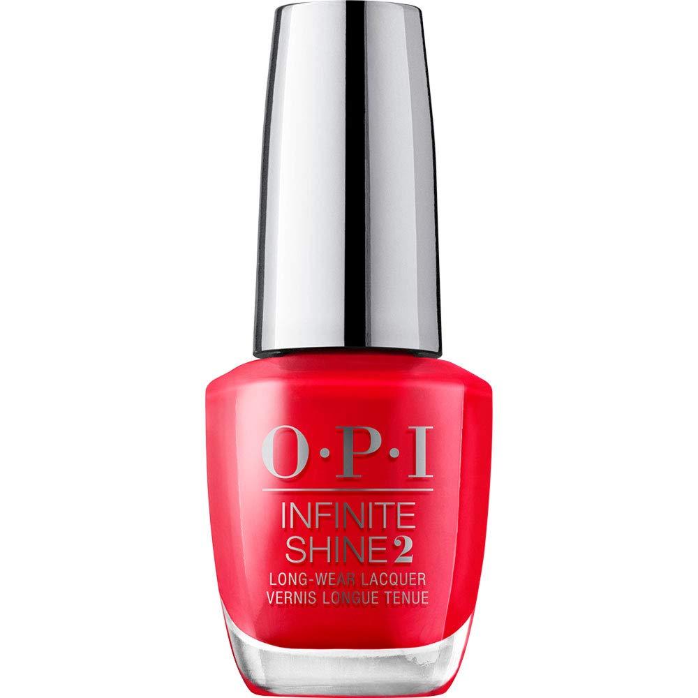 OPI Nail Polish, Infinite Shine Long-Wear Lacquer, Reds, 0.5 fl oz