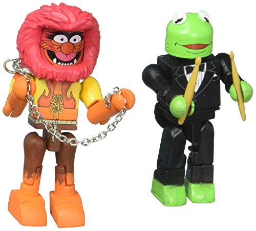 - Minimates The Muppets Series 2 Tuxedo Kermit & Animal TRU Exclusive