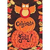 Cheap Celebrate Fall – Standard Size 28 Inch X 40 Inch Decorative Flag
