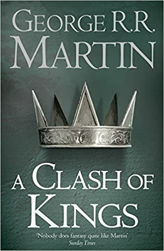 A Clash of Kings Book