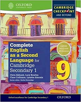Complete English as a Second Language for Cambridge Secondary 1 Student Book 9: Cambridge secondary 1