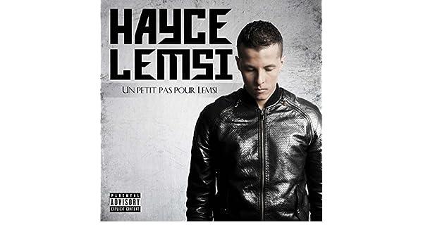 album hayce lemsi un petit pas pour lemsi