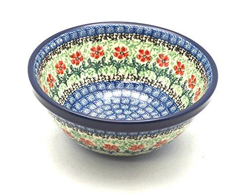 Polish Pottery Bowl - Small Nesting (5 1/2