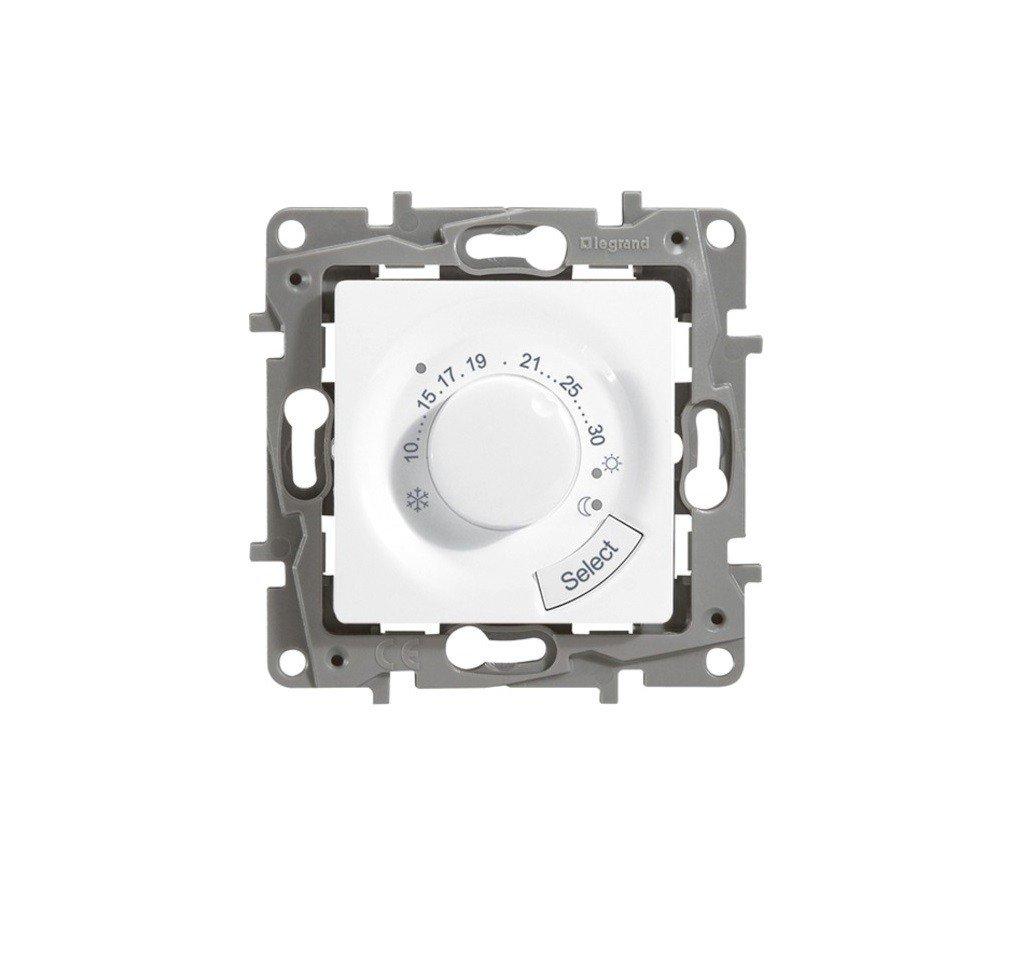 Legrand niloe - Termostato/reloj temporizador niloe blanco: Amazon.es: Industria, empresas y ciencia