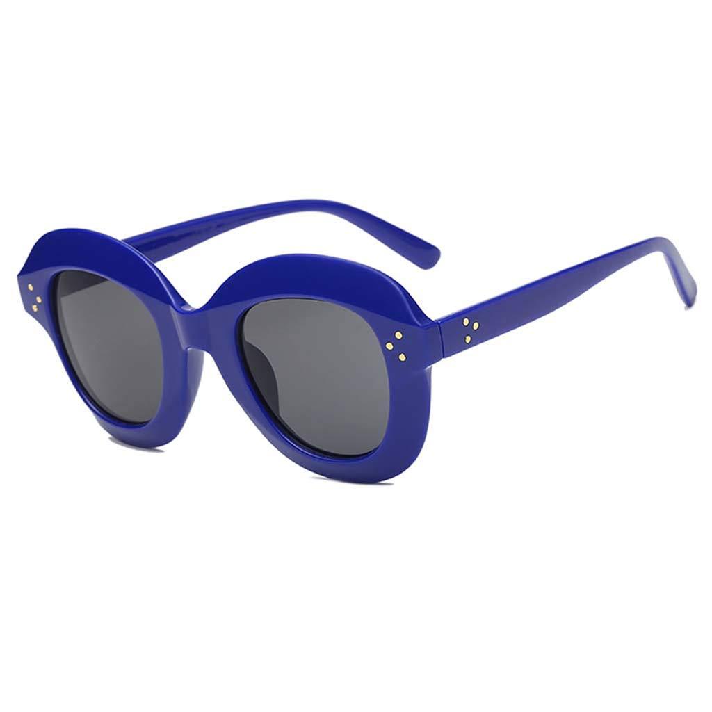 EAPTSHot Chic Sunglasses Fashion Thick Frame Luxury UV400 Brand Designer Eyeglasses