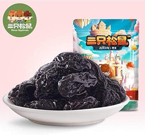 三只松鼠 西梅 中国名物 おつまみ 大人気 果干蜜饯 休闲零食 特产梅子 88g/袋