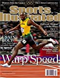 2012 Usain Bolt London Olympics No Label Sports Illustrated