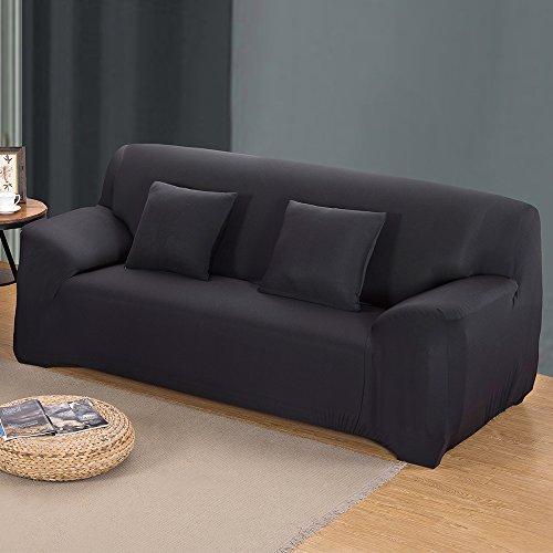 Cherry Juilt Stretch Sofa Cover 1 Piece Spandex Non Slip
