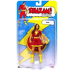 DC Direct Shazam! Action Figure Mary Marvel
