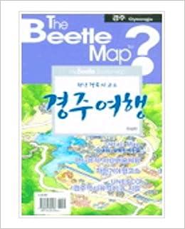 Gyeongju Map Gyeongsang Province In English Korean Gyeongju