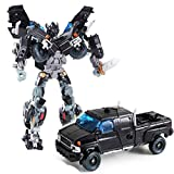Kiditos Transformers Ironhide Robot To Truck Converting Figure Toy