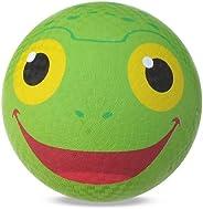Melissa & Doug Sunny Patch Froggy Classic Rubber Kick