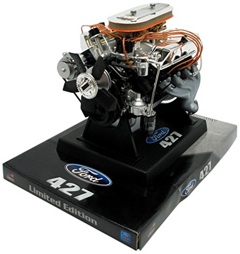 (Liberty Classics Ford 427 Wedge Engine Replica, 1/6th Scale Die Cast)