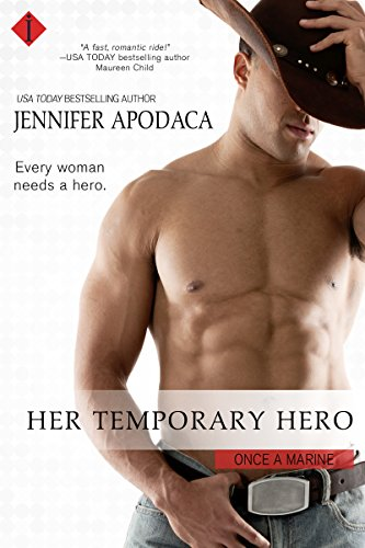 Her Temporary Hero (Once a Marine Book
