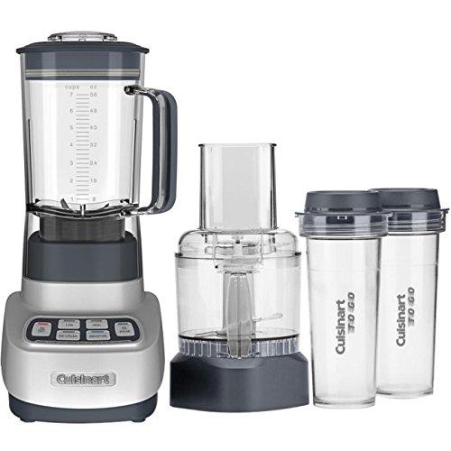 Cuisinart BFP-650 1 HP Blender/Food Processor, Silver