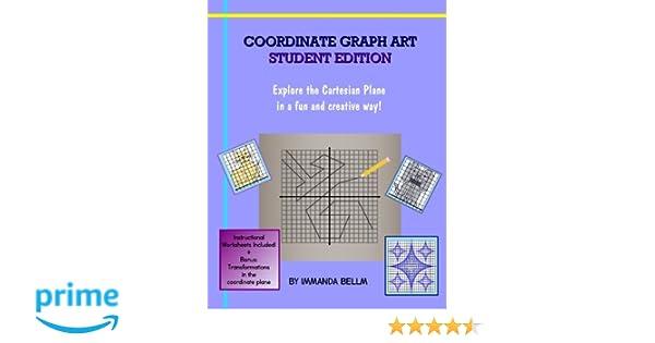 Amazon.com: Coordinate Graph Art: Student Edition: Explore the ...