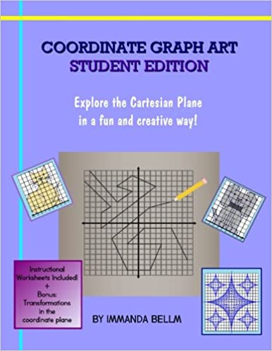 Workbook coordinate plane worksheets that make pictures : Amazon.com: Coordinate Graph Art: Student Edition: Explore the ...