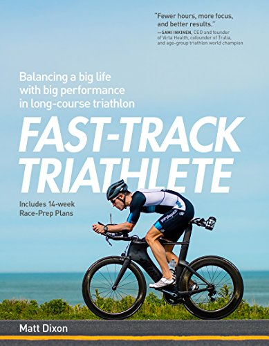Fast-Track Triathlete: Balancing a Big Life with Big Performance in Long-Course - Triathlon Us