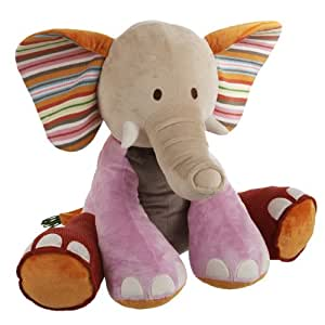 Happy Horse Giant Plush Toy, Elephant Gaby