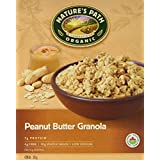 Nature's Path Organic Peanut Butter Granola