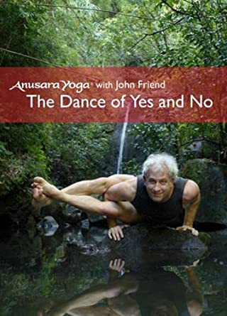 Amazon.com: Anusara Yoga with John Friend: The Dance of Yes ...