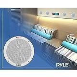 6.5 Inch Dual Marine Speakers - 2 Way Waterproof