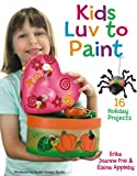 Kids Luv to Paint, Kooler Design Studio, 1601402538