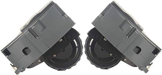 Robot Aspirador Rueda con Motor Izquierda y Derecha Rueda para iRobot Roomba 500 600 700 800 900 Serie: Amazon.es: Hogar