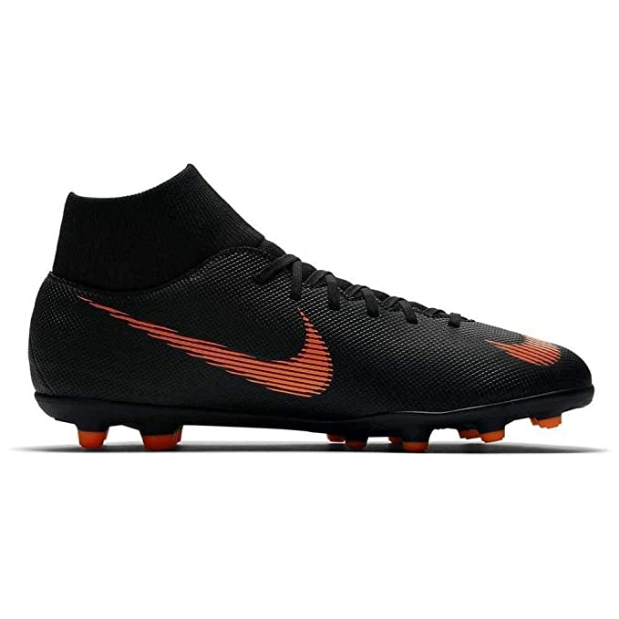 33 Amazon Dark Nike Taglia Club New Superfly 6 it Greytotal Pe 5 Mg Calcio Scarpe Bambino 081 2018 Jr Principale Originale Ah7339 Colore Orange White ZwqFZ1px